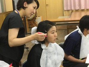 2017資生堂化粧4
